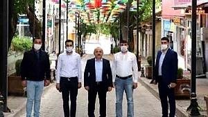 Çankırı Belediyesi Şehrimizi Güzelleştirmeye Devam Ediyor