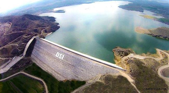 Çankırı İlimizde 204 170 Dekar Tarım Arazisi Sulanmaya Başladı
