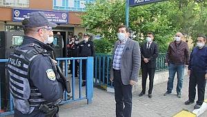 Şehrimiz İl Emniyet Müdürü Aksoy Personellerini Unutmadı