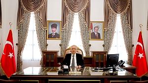 Valimiz Aktaş'ın 19 Mayıs Atatürk'ü Anma ve Gençlik ve Spor Bayramı Mesajı