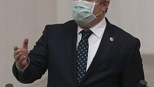 AK Parti Grup Başkanvekili Akbaşoğlu'nun Covid-19 Testi Pozitif Çıktı