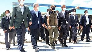 Bakan Pakdemirli Çankırı Belediyesi Programını Neden Pas Geçti?