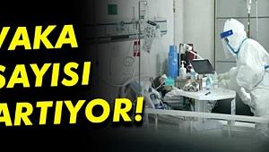 Çankırı'da Koranavirüs Vakaları Artıyor Dikkatli Olalım