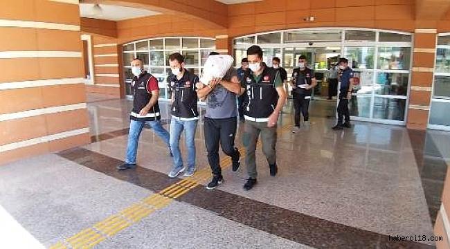 'Son Nokta' Operasyonunda Gözaltına Alınan 21 Kişiden 9'u Tutuklandı
