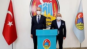 Vali Aktaş Ve Belediye Başkanı Esen'den Jandarma Teşkilatı'nın 181.Yıl Kuruluş Yıldönümü Mesajları