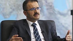 Valimiz Abdullah Ayaz Görevine Başlamak Üzere Çankırı'ya Geliyor