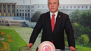 AK Parti Çankırı Milletvekili Muhammet Emin Akbaşoğlu Yoğun Bakımda