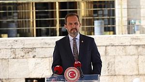 AK Parti Çankırı Milletvekili Salim Çivitçioğlun'dan Kılıçdaroğlu'na Yanıt