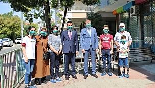 ÇAKÜ'nün Şeffaf Maskeleri Çankırı'dan Sonra Şimdide Ankaralı İşitme Engellilerin İmdadına Yetişti