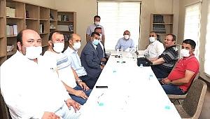 Çankırı Belediyeler Su ve Hizmet Birliği Toplandı