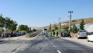 Çankırı'da Trafik Kazası 1 Ölü  5 Yaralı