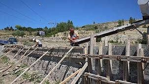 Çankırı'da Yol ve Asfalt Çalışmaları Hız Kazandı
