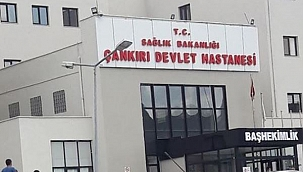 Çankırı Devlet Hastanesinin Etrafını Pislik Götürüyor (Özel Haber)