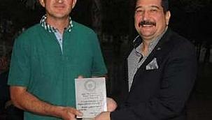 Çankırı İl Emniyet Müdür Yardımcısı Yüksel Yazıcı'yı Bitlis'e Uğurladık