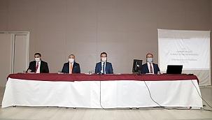Milli Eğitim Müdürlüğü İl Danışma Kurulu Toplantısı Yapıldı