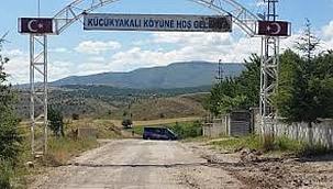 Şabanözü İlçesine Bağlı Küçükyakalı Köyü, Karantinaya Alındı