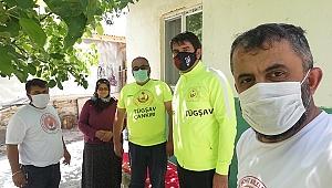 Türkiye Gaziler ve Şehit Aileleri Vakfı Çankırı Şubesi Kabuğuna Sığmıyor