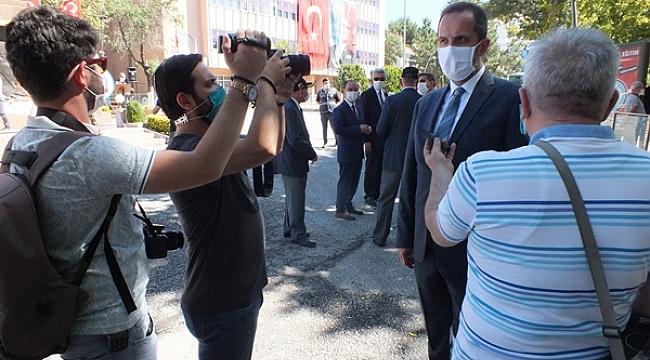 AK Parti Milletvekilimiz Salim Çivtçioğlu Sorularımızı Cevapladı