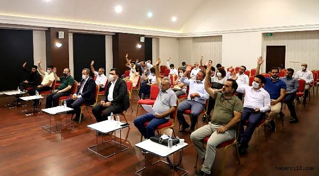 Çankırı Belediye Meclis Toplantısı'ndan Birlik ve Berberlik Mesajı Çıktı