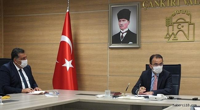 Çankırı'da Koronavirüsten 16 Kişi Vefat Etti!