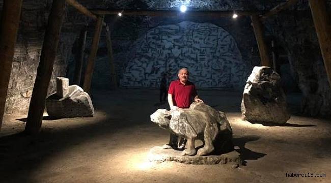 Çıkın, Çıkın Gelin, Yeraltı Tuz Şehri Çankırı Ziyaretçilerini Bekliyor