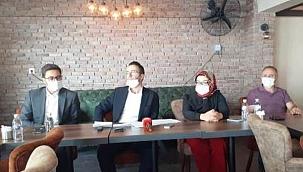 Deva Partisi Çankırı İl Ve İlçe Yönetimi Açıklandı