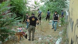 İl Merkezinde 9 Ekip, 18 Personel, Narkotik Görev Köpeği İle Uygulama Yapıldı