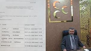 MHP Çankırı'da Seçime Gidiyor…