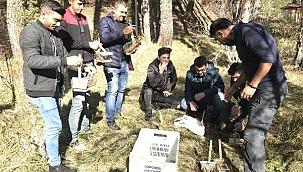 Ormancılık Bölümü-Avcılık ve Yaban Hayatı Programı Yeni Öğrencilerini Bekliyor