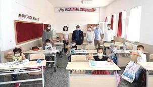 Başkan Esen'den Mini Mini Birlere Kontrollü Ziyaret