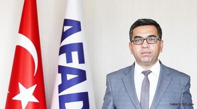 Çankırı AFAD İl Müdür Vekili Abdullah Özçelik Kurumuna Asaleten Atandı