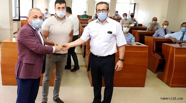 Çankırı Belediyesi Ayın Personellerini Seçti