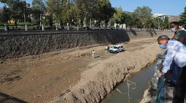 Çankırı Belediyesi Tatlıçay Projesi Yapımına Başladı
