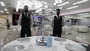 Çankırı'da Düğünler 1 Saatle Sınırlandırıldı