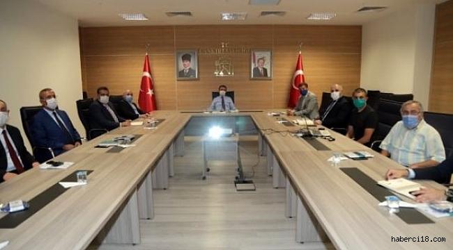 Çankırı'da Pazar Yerlerinde Sigara İçmek Yasaklandı