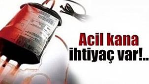 Çankırı'daki Korona Hastaları İçin Acil Kan Aranıyor!
