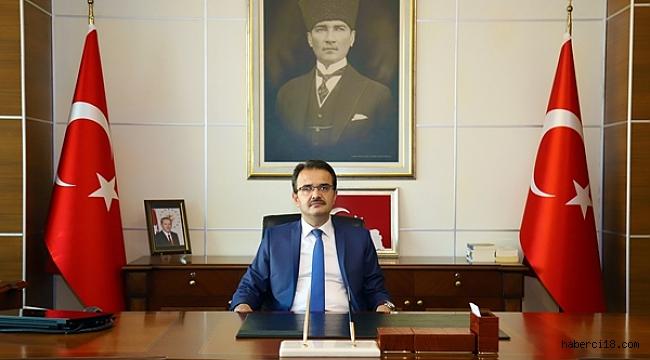 Çankırı Valisi Abdullah Ayaz'ın İlköğretim Haftası Mesajı