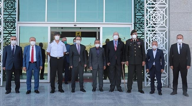Devlet Övünç Madalyası ve Beratı Tevcih Töreni Gerçekleştirildi