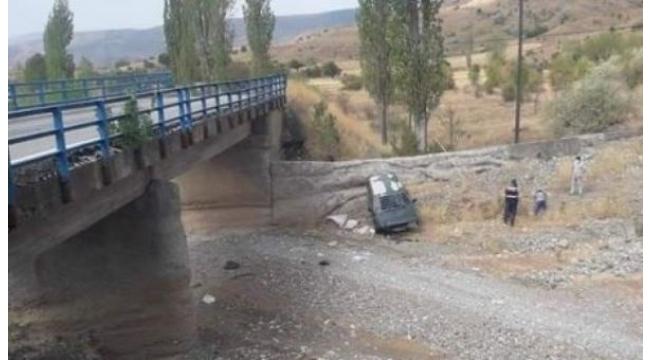 Yine Kaza Yine Bademçay Köprüsü 1 Yaralı