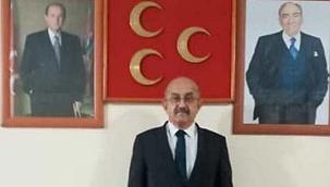 Ahmet Kurt MHP Çankırı İl Başkanlığına Adaylığını Kamuoyu İle Paylaştı