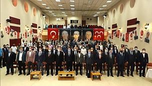 Çankırı MHP Merkez İlçe 13. Olağan Kongresi Gerçekleşti