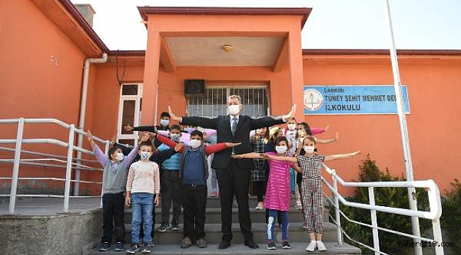 Milli Eğitim Bakanı Ziya Selçuk İlimize Geldi...