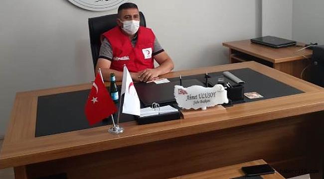 Plazma Tedavilerinin Sadece Türk Kızılay Tarafından Yapıldığına Vurgu Yapıldı