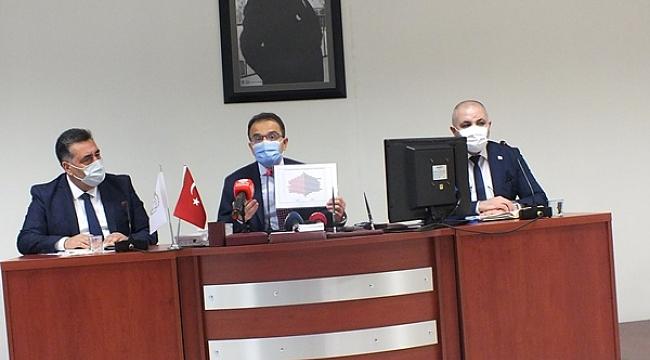 Çankırı'da Covid-19'dan Hayatını Kaybedenlerin Sayısı 226'ya Ulaştı
