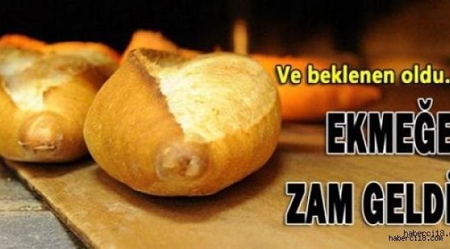 Çankırı'da Ekmeğe Zam!