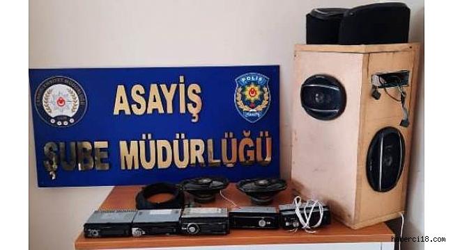Çankırı İl Emniyet Müdürlüğü Basın Bülteni