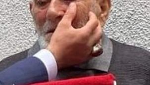 Çankırılı Şehidimiz İlyas Aldağ'ın Babası Süleyman Aldağ Vefat Etti