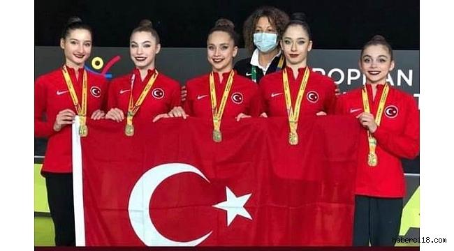 Çerkeşli Gururumuz Eda Asar'ı ve Bütün Sporcularımızı Tebrik Ediyoruz