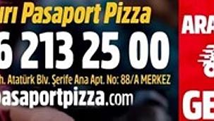 Dereli Grup, Pasaport Pizza Sınırsız Hizmetinizde
