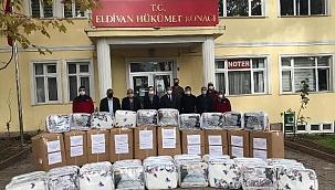Eldivan'dan İzmir'e Yardım Kampanyası